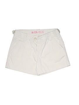 Hydraulic Khaki Shorts Size 5 - 6