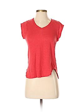 Maje Short Sleeve T-Shirt Size Sm (1)