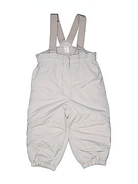 H&M Snow Pants With Bib Size 12-18 mo