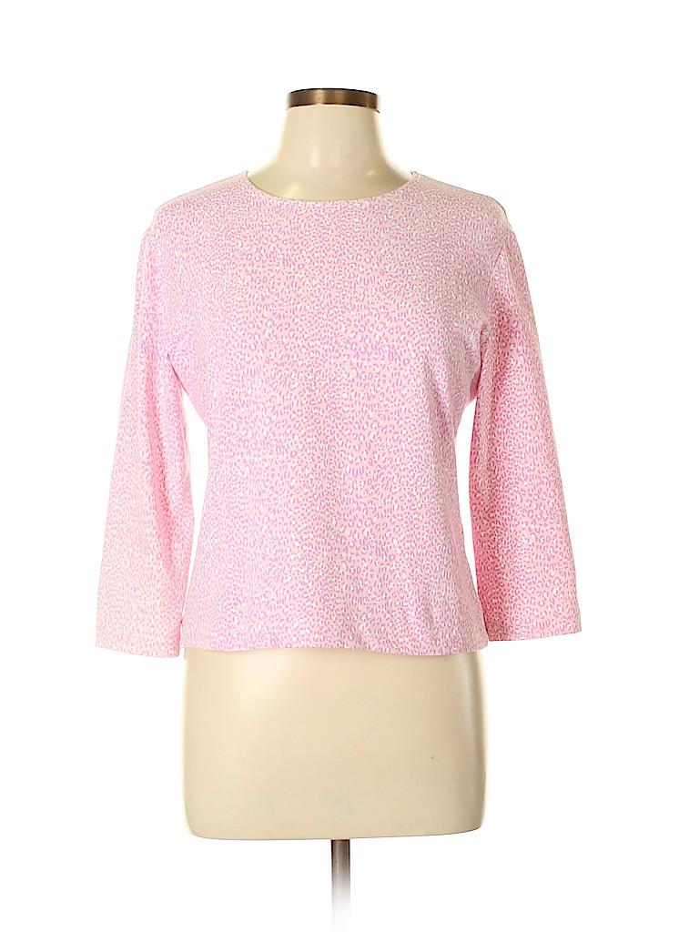 Leggiadro Women Long Sleeve Top Size XL
