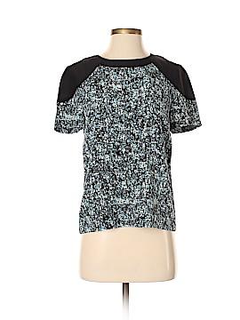Sea New York Short Sleeve Silk Top Size 0