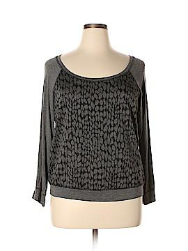 Olivia Moon Sweatshirt Size XL
