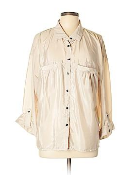 BCBGeneration Long Sleeve Blouse Size L