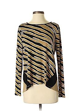Adrienne Vittadini Long Sleeve Top Size XS