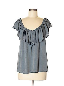 Miss Selfridge Short Sleeve Blouse Size 6