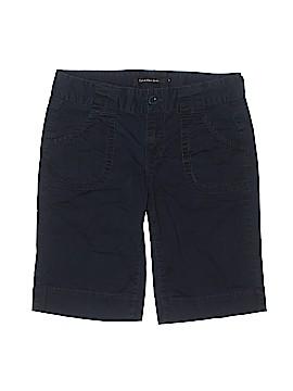 Calvin Klein Khaki Shorts Size 6
