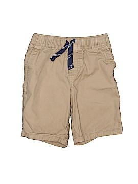 Carter's Khaki Shorts Size 4T