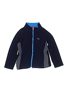 Puma Fleece Jacket Size 7