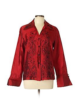 Silkland Silk Blazer Size XL