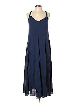 Garnet Hill Casual Dress Size L (Petite)