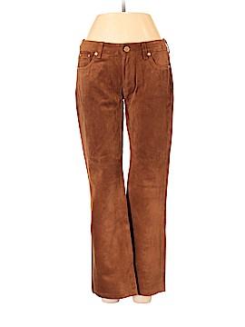 MICHAEL Michael Kors Leather Pants Size 0