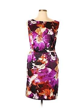 I.N. Studio Casual Dress Size 22 (Plus)
