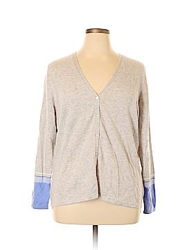 Pure Energy Cashmere Cardigan Size 22 (Plus)
