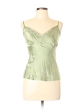 Arden B. Sleeveless Silk Top Size M