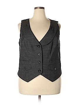 Worthington Tuxedo Vest Size 2X (Plus)