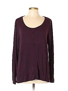 Matty M Long Sleeve T-Shirt Size L
