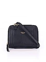 Perlina Leather Crossbody Bag