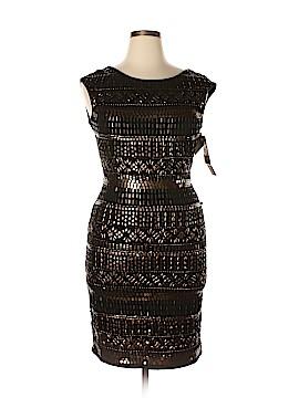 Aidan Mattox Cocktail Dress Size 14