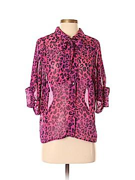 Hello Kitty 3/4 Sleeve Blouse Size S