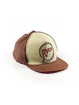 RVCA Baseball Cap Size Lg - XL