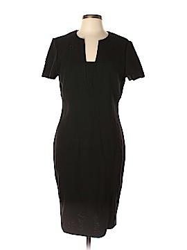 St. John Caviar Casual Dress Size 12