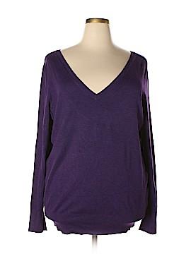 Lane Bryant Pullover Sweater Size 14 - 24 Plus (Plus)