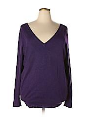 Lane Bryant Women Pullover Sweater Size 14 - 24 Plus (Plus)
