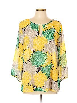 Banana Republic Factory Store 3/4 Sleeve Blouse Size XL