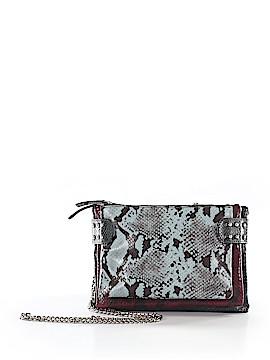 Zara Leather Crossbody Bag One Size