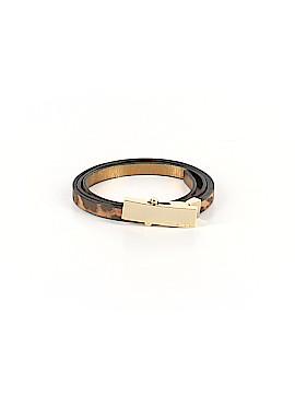 MICHAEL Michael Kors Leather Belt Size XS