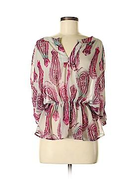 Oxford & Regent 3/4 Sleeve Blouse Size XS