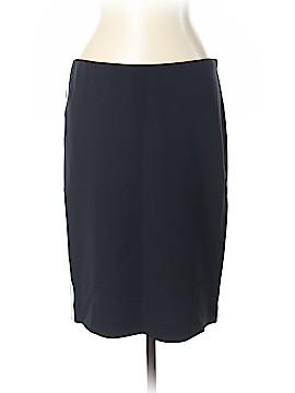 Ralph Lauren Collection Silk Skirt Size 12