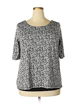 Jessica London Short Sleeve Top Size 14 - 16