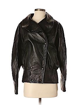 MaxiMa U.S.A. Leather Jacket Size XS
