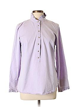 Elizabeth McKay 3/4 Sleeve Button-Down Shirt Size 12