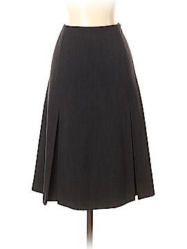 Armani Collezioni Wool Skirt Size 48 (IT)