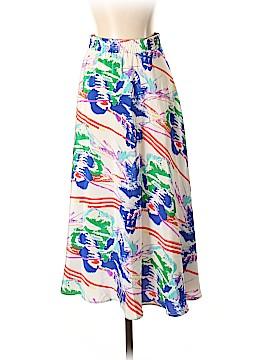 Tucker Silk Skirt Size P