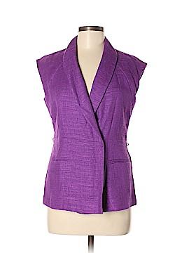 Jones New York Collection Tuxedo Vest Size 4