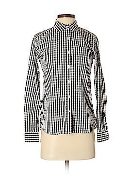 Muji Long Sleeve Button-Down Shirt Size XS