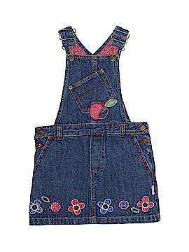 OshKosh B'gosh Overall Dress Size 4