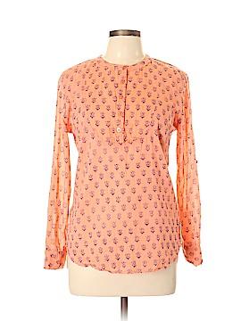 Antik Batik Long Sleeve Button-Down Shirt Size M