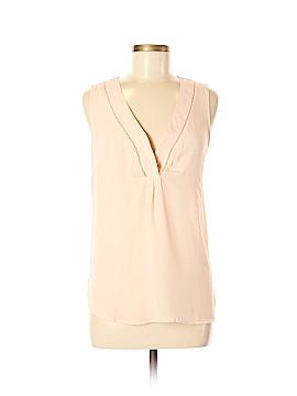 Rose & Olive Sleeveless Blouse Size M