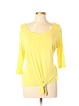 Cha Cha Vente 3/4 Sleeve T-Shirt Size XL