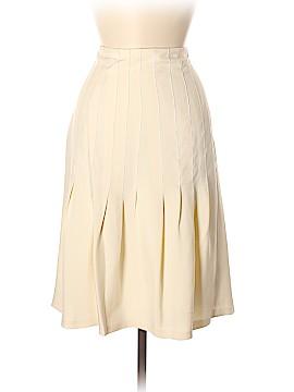 AKRIS Silk Skirt Size 4