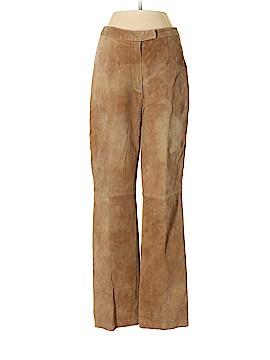 Bernardo Leather Pants Size 4