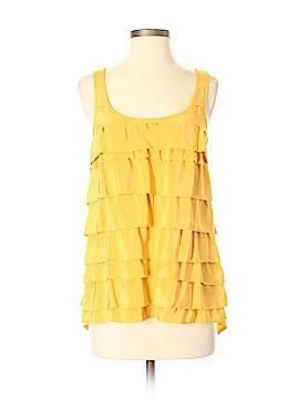 Madison Marcus Sleeveless Silk Top Size XS