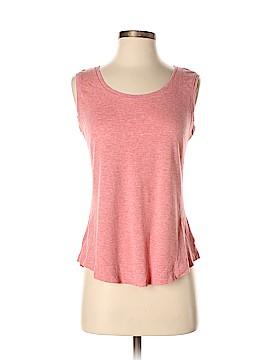 Lucy & Laurel Sleeveless T-Shirt Size XS