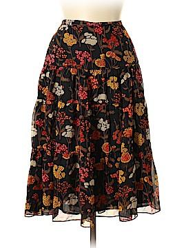 Dorothee Bis Silk Skirt Size 8