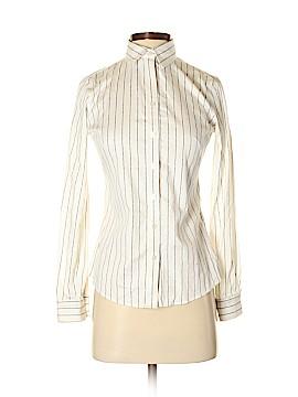 Banana Republic Long Sleeve Button-Down Shirt Size 0