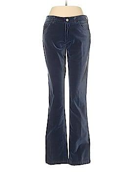 Ralph Lauren Black Label Velour Pants Size 4